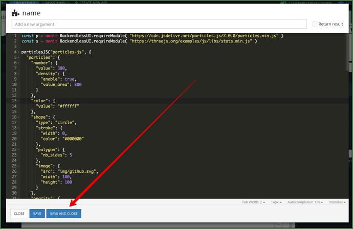 UI Builder - ConsoleDemo - Backendless 2021-10-01 04-55-58