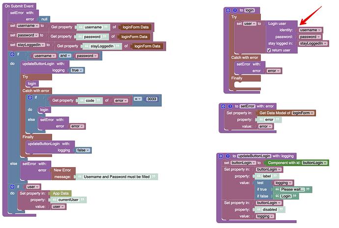 UI Builder - LoginBlueTest - Backendless 2021-09-07 10-07-41