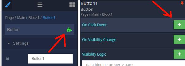 add logic to button